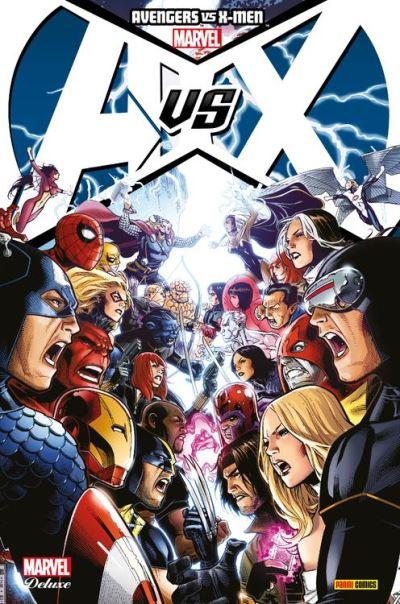 Avengers vs X-Men - 9782809461466 - 19,99 €