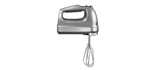 Batteur Kitchenaid 5KHM9212ECU gris argent