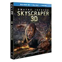 Skyscraper Blu-ray 3D