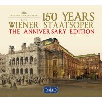 Edition anniversaire des 150 ans du Wiener Staatsoper