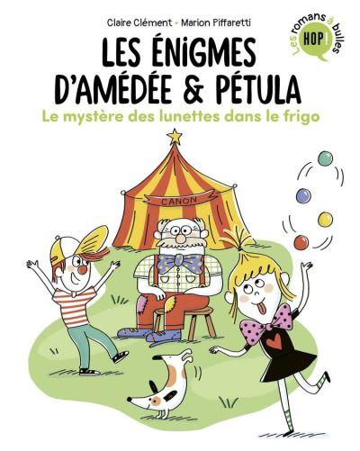 Les énigmes d'Amédée et Pétula, Tome 02