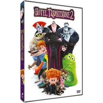Hôtel TransylvanieHôtel Transylvanie 2 - DVD