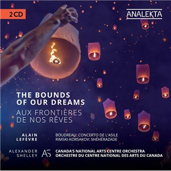 BOUNDS OF OUR DREAMS/2CD