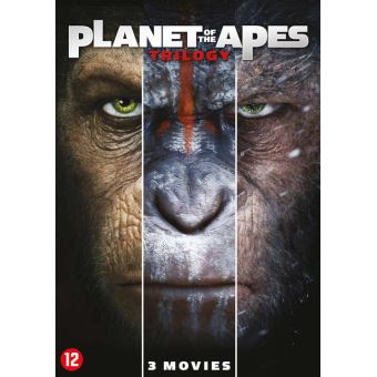 PLANET OF THE APES TRILOGY-BIL
