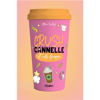 Crush, cannelle, café frappé