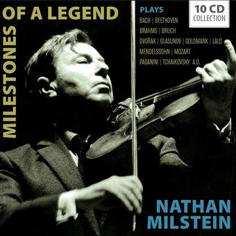 MILESTONES OF A VIOLIN/10CD