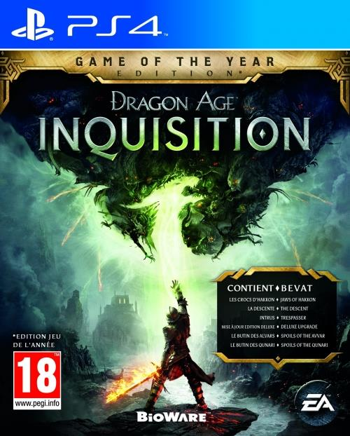 Dragon Age Inquisition GOTY Edition PS4