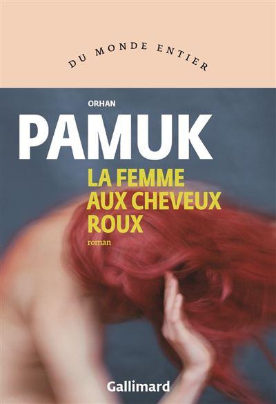 La Femme aux Cheveux roux - 9782072720055 - 14,99 €