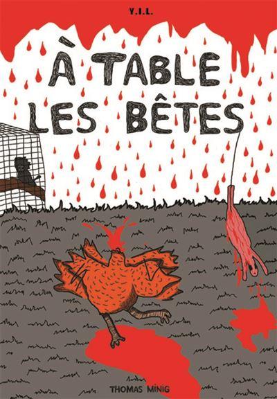 A table les bêtes