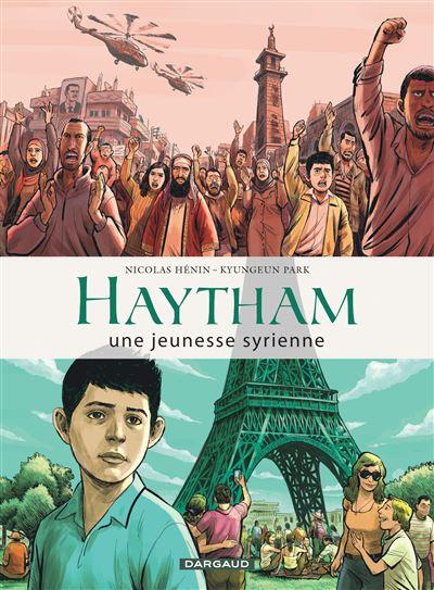 Haytham, une jeunesse syrienne - Haytham, une jeunesse syrienne