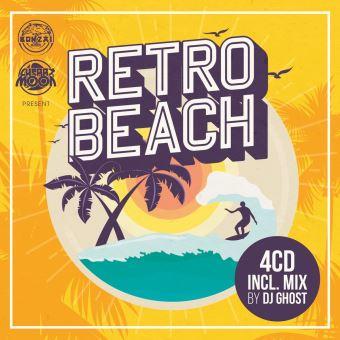 Retro Beach/4CD