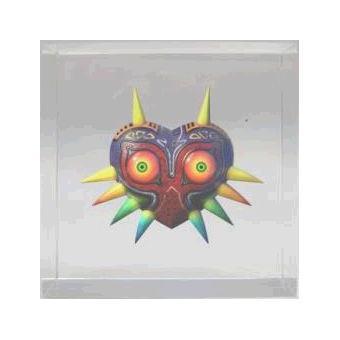 Bonus presse papier zelda majora 39 s mask 3ds sur jeux for Achat maison zelda