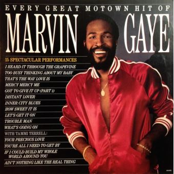 Every Great Motown Hit of Marvin Gaye: 15 Spectacular Performances - LP 12''