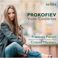 Concertos pour violon numéros 1 et 2