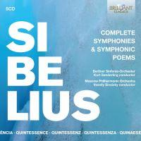 Intégrales des symphonies et poèmes symphoniques