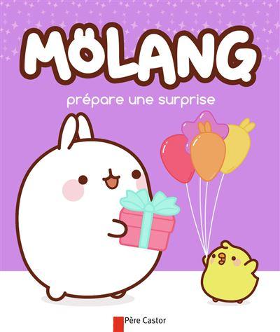 Molang prépare une surprise