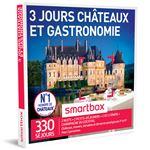 SMAR Coffret cadeau Smartbox 3 Jours Châteaux et gastronomie