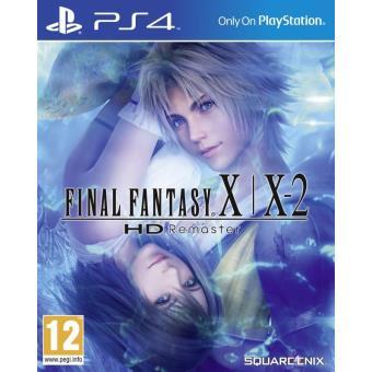 Final Fantasy X et X-2 HD PS4
