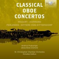 Concertos classiques pour hautbois