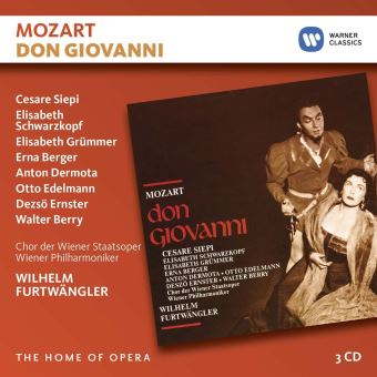 MOZART:DON GIOVANNI/3CD