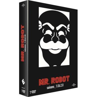 Mr. RobotMr robot/saisons 1 et 2