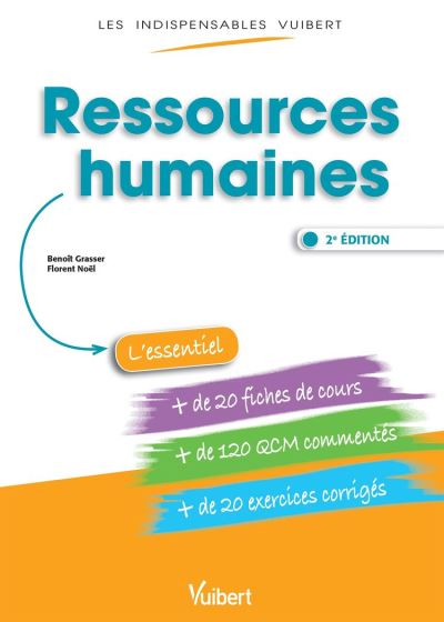 Ressources humaines - 9782311401288 - 11,99 €