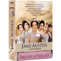 Jane Austen Intégrale Coffret DVD