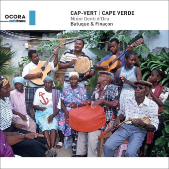 CAPE VERDE - BATUQUE & FINACON