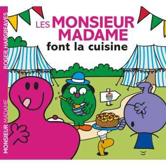 Monsieur MadameMonsieur Madame - Les Monsieur Madame font la cuisine