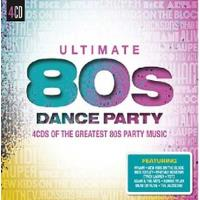 ULTIMATE... 80S DANCE PARTY/4CD