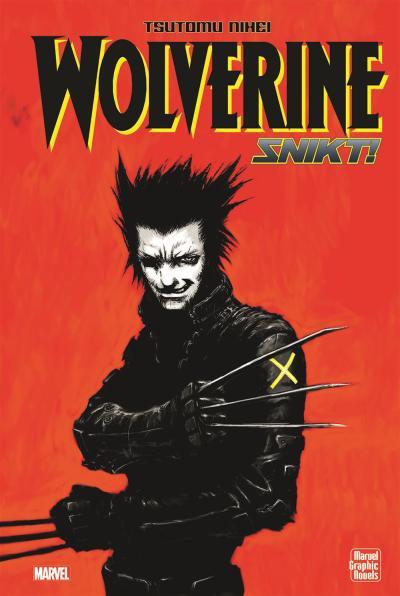 Wolverine snikt