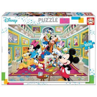 1000 kunstgalerij Mickey