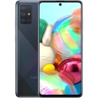 "Smartphone Samsung Galaxy A71 128Go Noir 6.7"""