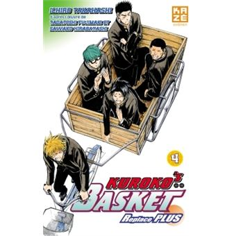 Kuroko no basketKuroko's Basket replace plus