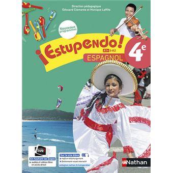 Estupendo 4e espagnol a1-a2 manuel eleve