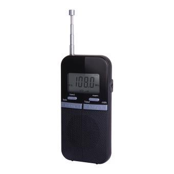 Baladeur radio Brandt BR100D Noir