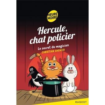 Hercule chat policierHercule, chat policier - Le secret du magicien