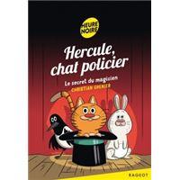 Hercule, chat policier - Le secret du magicien