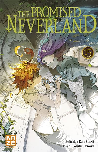 The Promised Neverland - Tome 15 - The Promised Neverland - Posuka Demizu, Kaiu Shirai - broché - Achat Livre | fnac