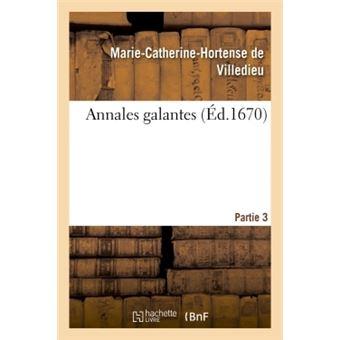Annales galantes. partie 3