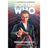 Doctor Who - Le 12e Docteur