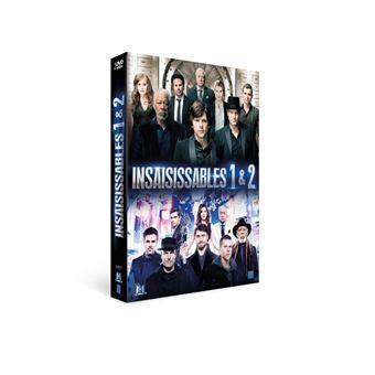 InsaisissablesCoffret Insaisissables 1 & 2 DVD
