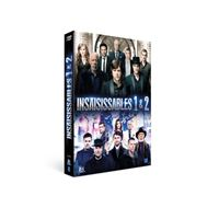 Coffret Insaisissables 1 & 2 DVD