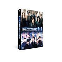 Coffret Insaisissables 1 & 2 DVD
