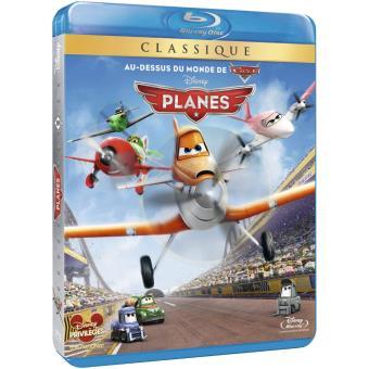 PlanesPlanes Blu-Ray