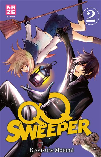 QQ Sweeper - Tome 02 : QQ Sweeper