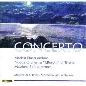 Concerto pour violon Sérénade Opus 22