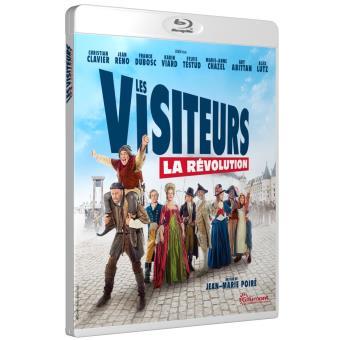 Les VisiteursLes Visiteurs - La Révolution Blu-ray