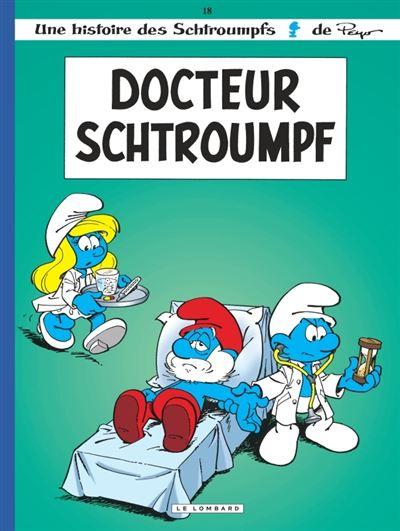 Les Schtroumpfs Lombard - Docteur Schtroumpf