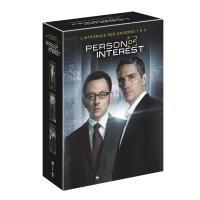 Coffret Person of interest Saisons 1 à 3 DVD